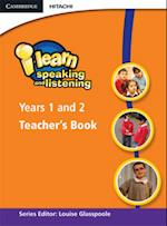 I-Learn: Speaking and Listening Years 1 and 2 Teacher's Book (I-Learn: Speaking and Listening)