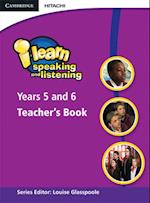 i-learn: Speaking and Listening Years 5 and 6 Teacher's Book