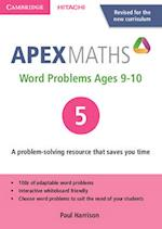 Apex Word Problems Ages 9-10 DVD-ROM 5 UK Edition (Apex Maths)