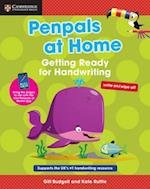Penpals at Home: Getting Ready for Handwriting (Penpals for Handwriting)
