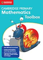 The Cambridge Primary Mathematics Toolbox DVD-ROM (Mult-e-Maths)