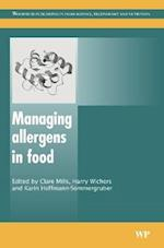 Managing Allergens in Food (Woodhead Publishing Series in Food Science, Technology and Nutrition, nr. 133)