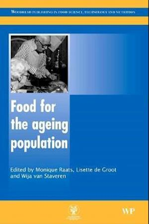 Bog, hardback Food for the Ageing Population af Monique Raats