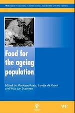 Food for the Ageing Population (Woodhead Publishing Series in Food Science, Technology and Nutrition, nr. 165)