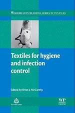 Textiles for Hygiene and Infection Control (Woodhead Publishing Series in Textiles, nr. 108)