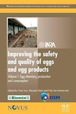 Improving the Safety and Quality of Eggs and Egg Products (Woodhead Publishing Series in Food Science, Technology and Nutrition, nr. 1)