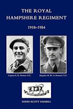 Royal Hampshire Regiment 1918-1954