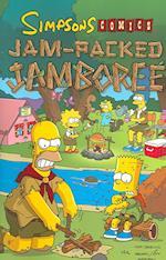 Simpsons Comics Jam-Packed Jambor