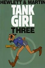 Tank Girl - Tank Girl 3 (Remastered Edition) af Alan Martin, Alan C Martin, Jamie Hewlett