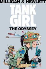 Tank Girl: Odyssey af Peter Milligan, Alan C Martin, Jamie Hewlett
