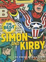 The Best of Simon and Kirby af Joe Simon, Steve Saffel, Jack Kirby