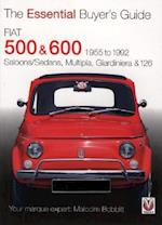 FIAT 500 & 600 (The Essential Buyer's Guide)