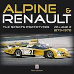 Alpine & Renault af Roy Smith
