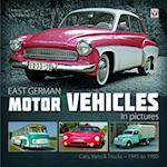 East German Motor Vehicles in Pictures