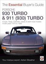 Porsche 930 Turbo & 911 (930 ) Turbo (The Essential Buyer's Guide)