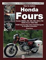 Honda Fours (Enthusiast's Restoration Manual)