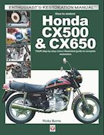How to Restore Honda CX500 & CX650 (Enthusiast's Restoration Manual Series)