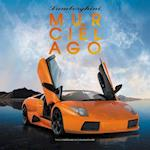 The book of the Lamborghini Murcielago