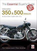 Velocette 350 & 500 Singles (Essential Buyer's Guide Series)
