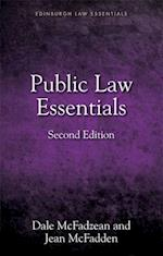 Public Law Essentials (Scottish Law Essentials)