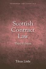Scottish Contract Law Essentials (Scottish Law Essentials)