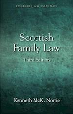 Scottish Family Law (Scottish Law Essentials)