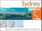Sydney PopOut Map (Popout Map S)