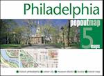 Philadelphia PopOut Map (Popout Map S)