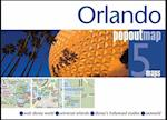 Orlando PopOut Map (Popout Map S)