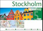 Stockholm PopOut Map (Popout Map S)