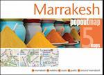 Marrakesh PopOut Map (Popout Map S)