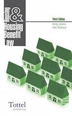 Housing and Housing Benefit Law