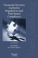 Financial Services Authority Regulation and Risk-based Compliance
