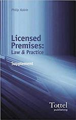 Licensed Premises