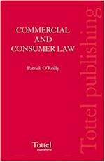 Commercial and Consumer Law (Irish Annotated Statutes)