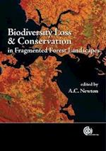 Biodiversity Loss and Conservation in Fragmented Forest Landscap