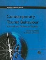 Contemporary Tourist Behavi (Cabi Tourism Texts)