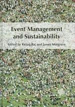 Event Management and Sustainabili