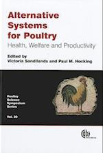 Alternative Systems for P (Poultry Science Symposium Series, nr. 30)