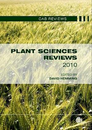 Plant Sciences Reviews 2010