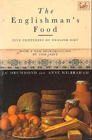Bog, paperback The Englishman's Food af Anne Wilbraham