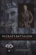 McCrae's Battalion af Jack Alexander