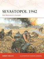 Sevastopol 1942 af Robert Forczyk, Howard Gerrard