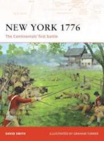 New York 1776 af Graham Turner, David Smith