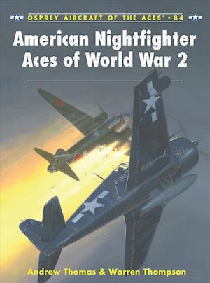 American Nightfighter Aces of World War 2