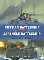 Russian Battleship Vs Japanese Battleship af Robert Forczyk