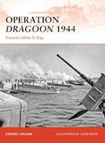 Operation Dragoon 1944 af Steven Zaloga