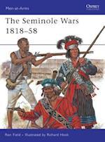 The Seminole Wars 1818-58 (Men-At-Arms Series)