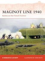 Maginot Line 1940 af Marc Romanych, Martin Rupp, John White