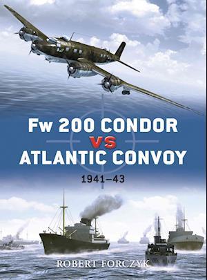 Fw-200 Condor Vs Atlantic Convoys
